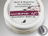 marie w. - Manufaktur Make-up